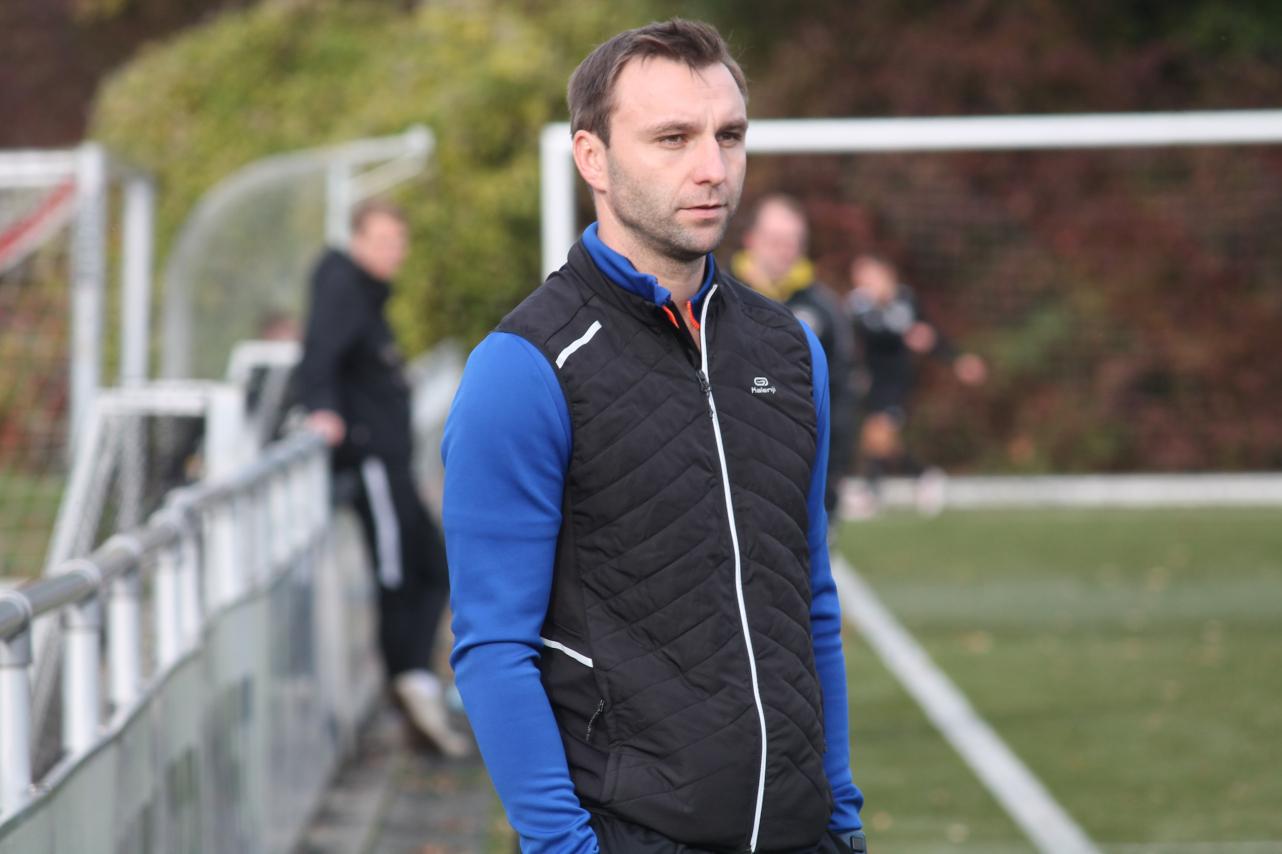 Lukas Noga Trainer 2. Mannschaft