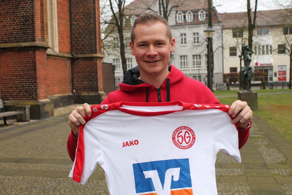 Jannick Horstmann Neuzgang 1. Mannschaft